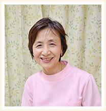 院長(鍼灸師・薬剤師) 石川佳子(いしかわよしこ)