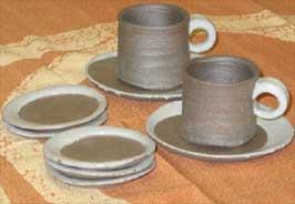 デミタスカップ・まめ皿