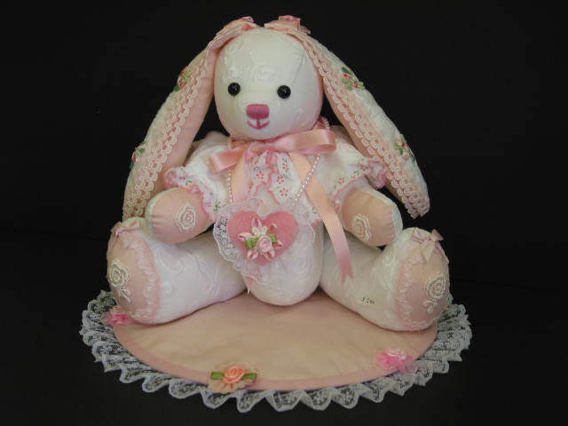 6.ウサギ(ピンク),500(本体)(0(シート)売約済