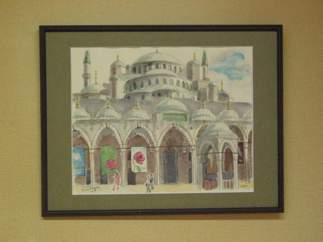 Blue Mosque (Ⅰ)