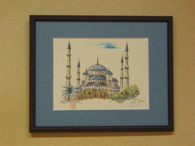 Blue Mosque (Ⅱ)