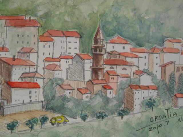 クロアチアⅠ