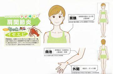 6月のAOI通信は ~ 「肩関節炎」と「食中毒の予防」がテーマです ~